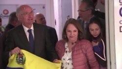 Ledezma desde España advierte a Nicolás Maduro