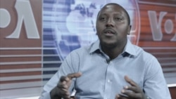 Eloge Willy Kaneza, Burundian Journalist