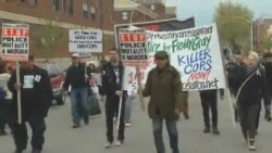 US Killing In Baltimore
