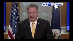 Manchetes Mundo 1 Fevereiro 2019: Washington abandonar tratado nuclear com Moscovo