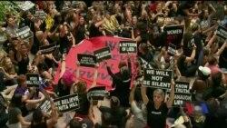В столиці США пройшли протести проти затвердження Кевено. Відео