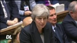 Theresa May asisitizia mjadiliano ya Brexit