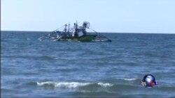 菲公布中国船只在争议岛礁最新活动照片