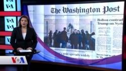 7 Ocak Amerikan Basınından Özetler