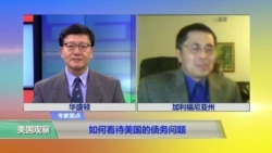 VOA连线(张欣):如何看待美国的债务问题