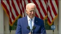 Президент США Джо Байден обговорив ескалацію палестино-ізраїльського конфлікту з прем'єр-міністром Ізраїлю. Відео