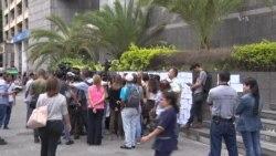 Venezuela: opositores exigen mediación de la ONU