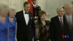 AQSh 41-prezidentini so'nggi yo'lga kuzatmoqda