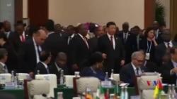 中非合作論壇領導人開圓桌會議 討論債務投資與貿易失衡