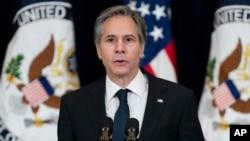 Američki državni sekretar Antony Blinken (Foto: AP)