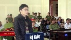 Thêm 2 nhà hoạt động bị Việt Nam tuyên án