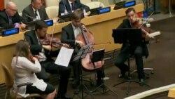 ՄԱԿ-ում հնչեց Կոմիտասի երաժշտությունն ու բարձրացվեց Հայոց ցեղասպանության հարցը