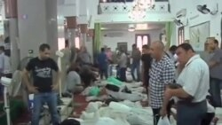 Mısır'da Taraflar Geri Adım Atmıyor