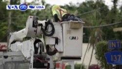 3 tháng sau bão, Puerto Rico vẫn mất điện