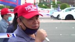 Trải nghiệm bầu cử Mỹ của một cựu tù nhân chính trị Việt Nam