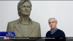 Skulptura të diplomatëve amerikanë
