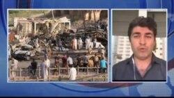 بیش از یکصد کشته در انفجار بمب در استان دیاله عراق