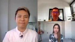VOA Thai Daily News Talk (work from home) ประจำวันพฤหัสบดีที่ 16 กรกฎาคม 2563