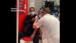 Vaksin AS Melimpah, Wisatawan Indonesia Dapat Jatah