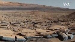 太空漫談:好奇號火星漫遊 上天入地的女宇航員