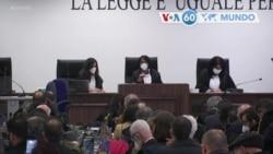 Manchetes mundo 13 Janeiro: Itália começou um dos maiores julgamentos de grupos da máfia com mais de 320 suspeitos
