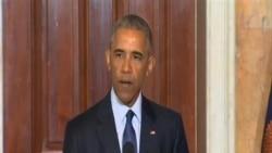 奧巴馬為打擊伊斯蘭國組織戰略辯護