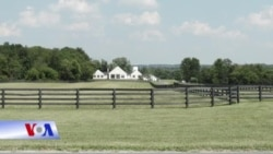 Tham quan nông trại Mỹ ở ngoại ô Washington