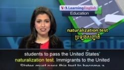 Arizona Requiring High School Students to take Citizenship Exam