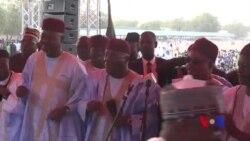 Shugaban Jami'iyyar PDP Atiku Abubakar Ya Kai Ziyara A Jihar Borno