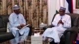 TASKAR VOA: Aliyu Mustapha Ya Yiwa Shugaba Muhammadu Buhari, Dan Takarar Shugaban Kasa Na Jam'iyyar APC Tambaya Akan Batun Kasafin Kudi