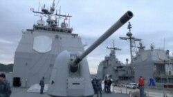 美海军积极寻求反制中国威胁
