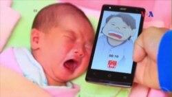 Ứng dụng mới giúp cha mẹ biết trẻ sơ sinh muốn gì qua tiếng khóc