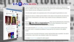 Manchetes Americanas 19 Julho: Alegado Plágio de Melania ofusca discurso de Hillary