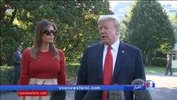 رئیس جمهوری آمریکا دیدار با پوتین را آسان ترین بخش سفر اروپایی خود دانست