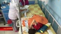 Dịch bệnh bùng phát tại Venezuela