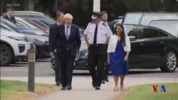 英國新首相重申十月底必須脫歐 (粵語)