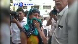 VOA60 DUNIYA: INDIA Wata Kotu a India Ta Yankewa Mutane 11 Hukuncin Daurin Rai-Da-Rai