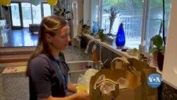 Доставка продуктів харчування – як це працює у США. Відео