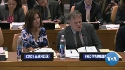 Human Rights Advocates 'Flabbergasted' by Trump Warmbier Comments