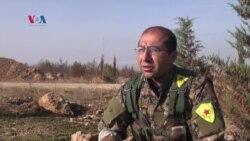 Fermandarê Hêzên YPG li Kobanê