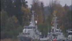 瑞典軍方水下搜尋外國裝置