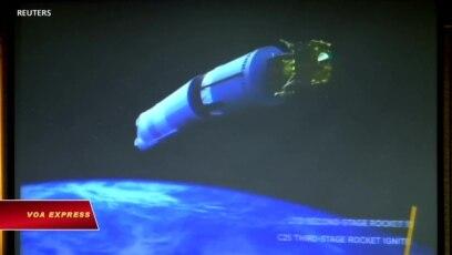 Ấn Độ sẽ có trạm không gian riêng
