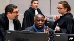 Mantan Presiden Pantai Gading Laurent Gbagbo, di Den Haag, Belanda, 6 Februari 2020. (Foto: dok)