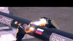 2014-03-06 美國之音視頻新聞: 俄烏對峙引發歐洲能源擔憂