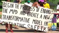 На протестах у США закликають провести комплексні реформи у поліції. Огляд новин. Відео