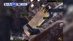 Bắc Triều Tiên có thể chuẩn bị phóng phi đạn (VOA60)