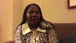 Ministra Vitória Dias Diogo revela conhecimentos adquiridos na Universidade de Yale