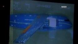 NASA Scientists Testing New Aircraft Designs