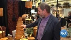 Eco-Conscious Artists Highlights of Prestigious Smithsonian Craft Show