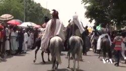 Hawan Sallah a Bauchi